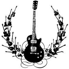 Drawn guitar gibson guitar Axcess Custom Alex Gibson Paul