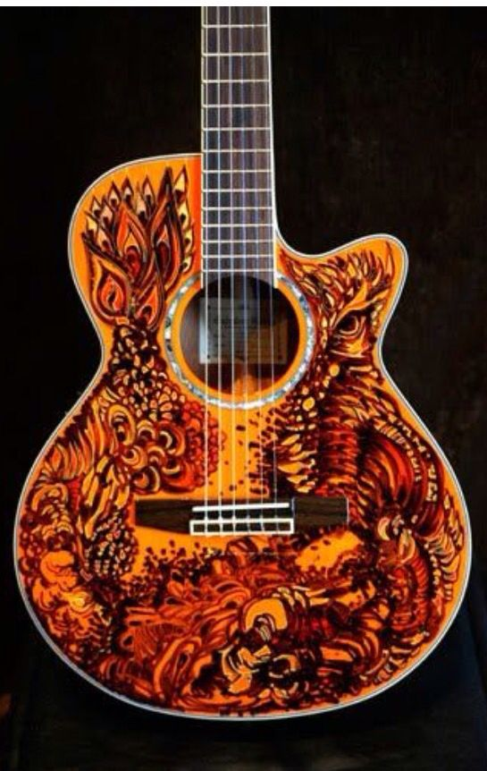 Drawn guitar magic marker On images this more Pin
