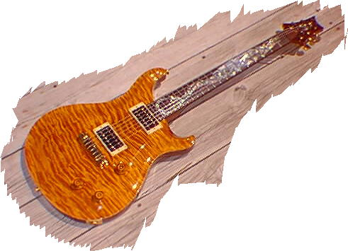Drawn guitar prs guitar Series Smith PRS Ed Paul