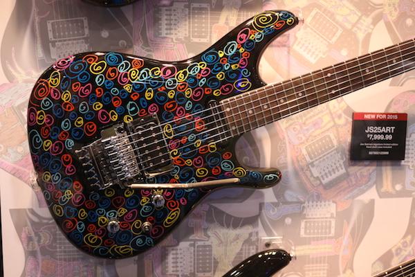 Drawn guitar really IMG_9760 NAMM: IMG_9761 Limited IMG_9763