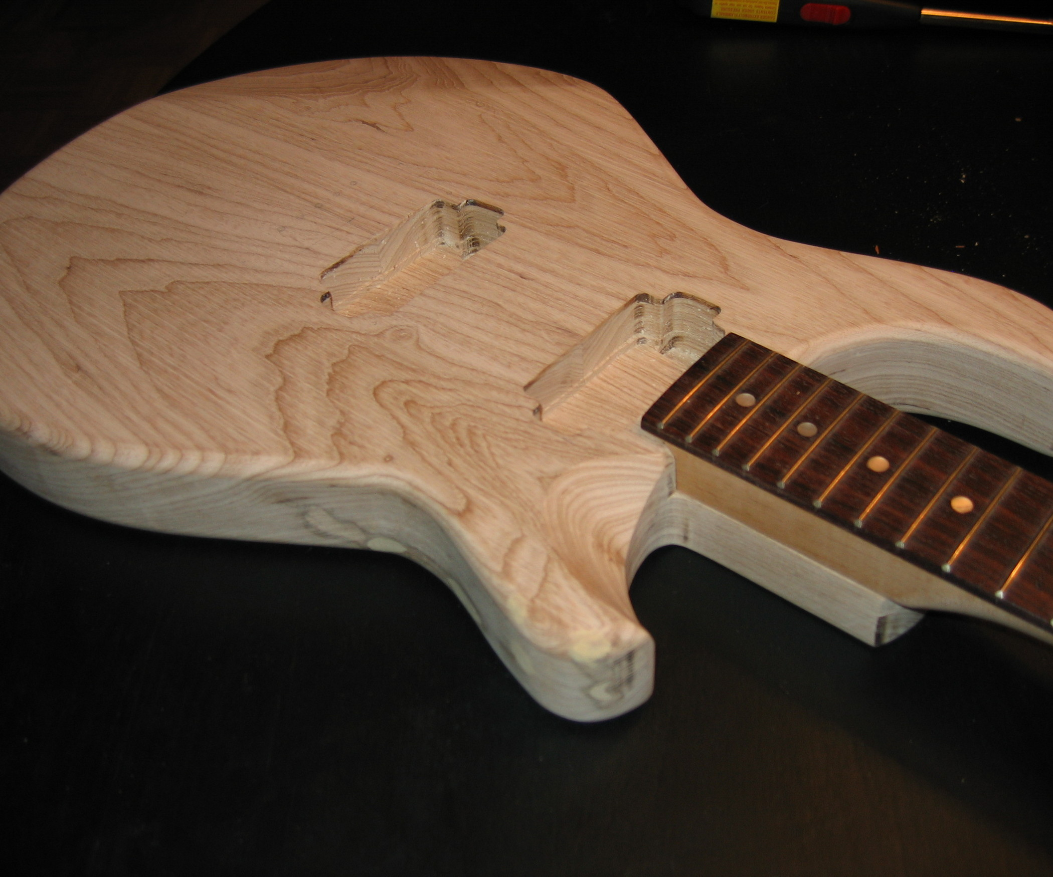 Drawn guitar refinish Steps Your (with Electric 8
