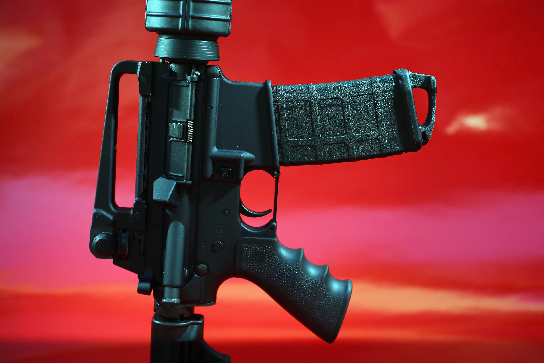 Drawn gun ar 15 Orlando Most The Popular Used