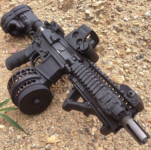 Drawn gun ar 15 499 guns defense weapons AR