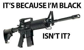 Drawn gun ar 15 Seem terrorists The it The