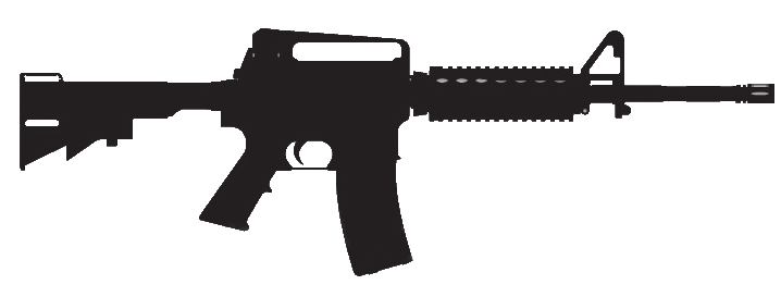 Drawn gun ar 15 The AR Big 15 Recommended