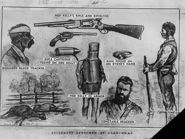 Drawn gun ned kelly Photo Photos Galleries and Ned