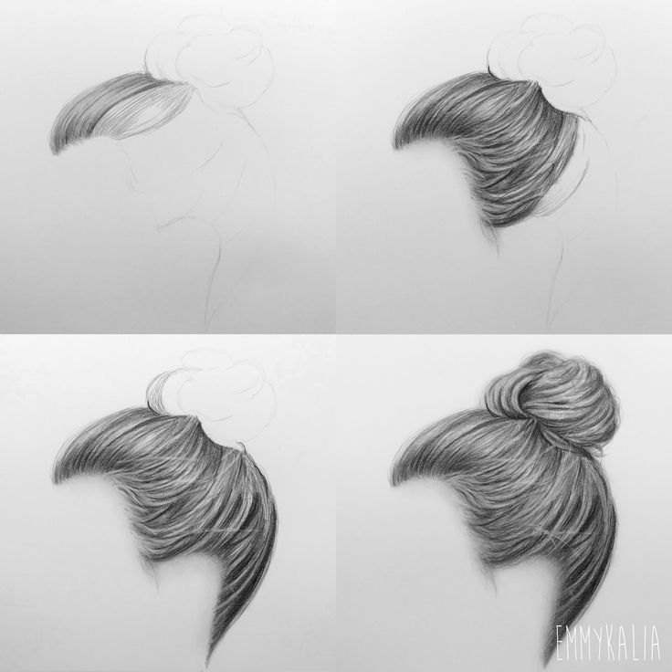 Drawn smokey pencil drawing Best Every Do Stretches hair