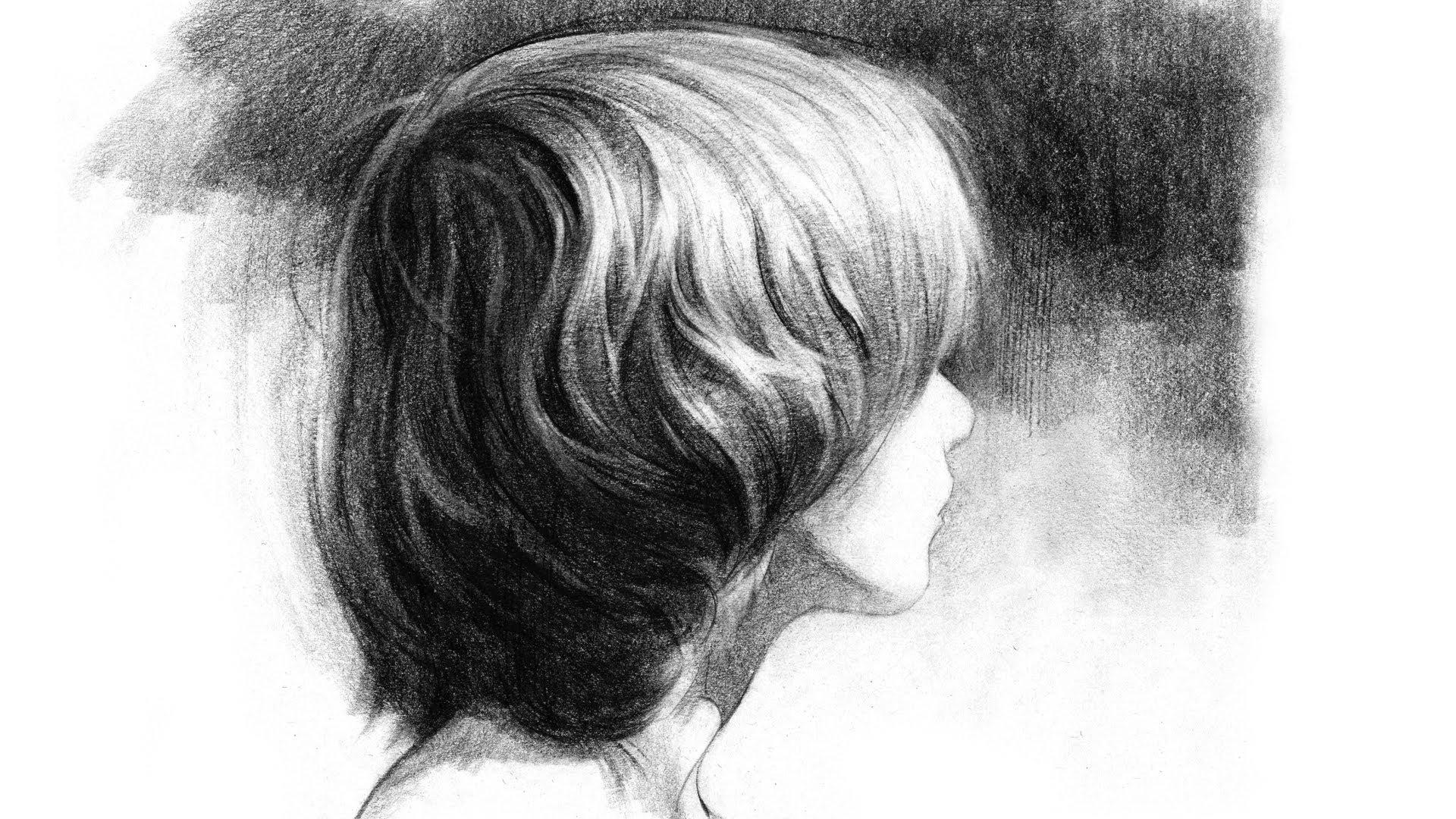 Drawn hair Draw to Hair  How