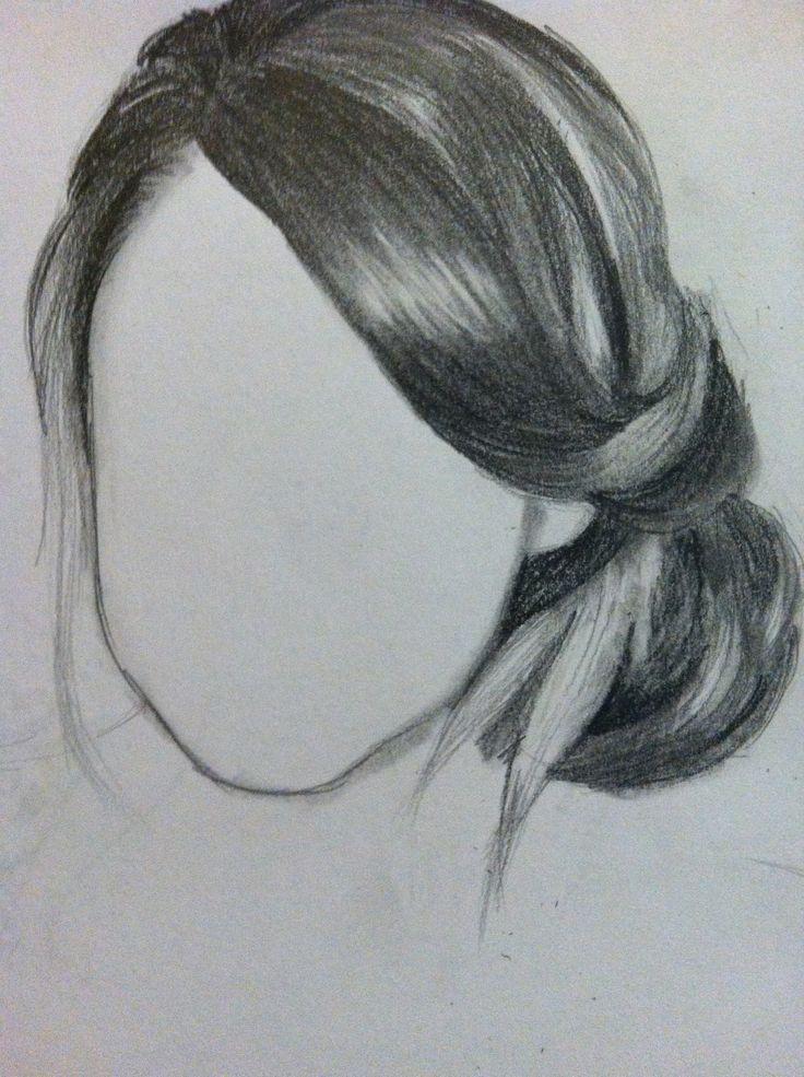 Drawn hair How Hair Draw Best hair