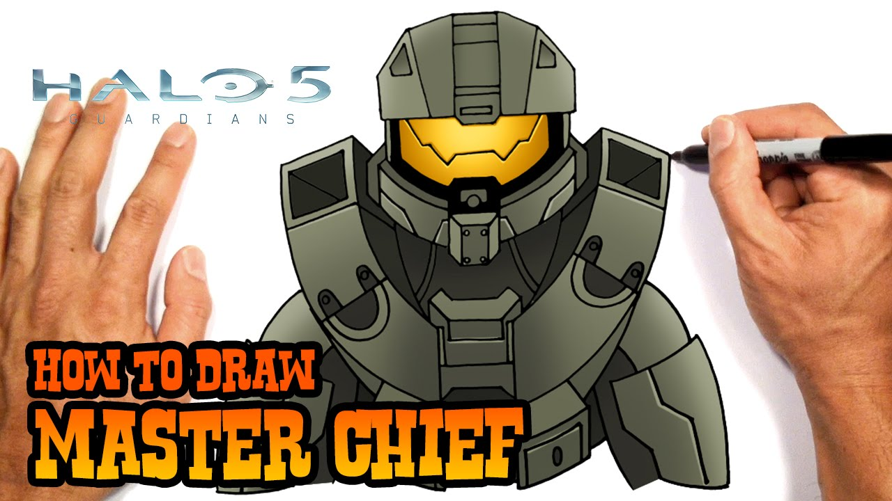 Drawn halo #14