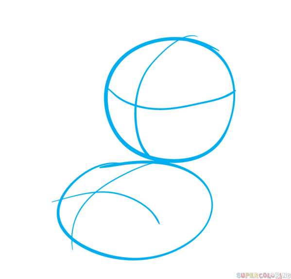 Drawn hamster cartoon By draw cartoon hamster to
