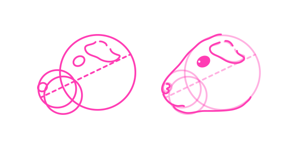 Drawn rodent small And to How draw colors