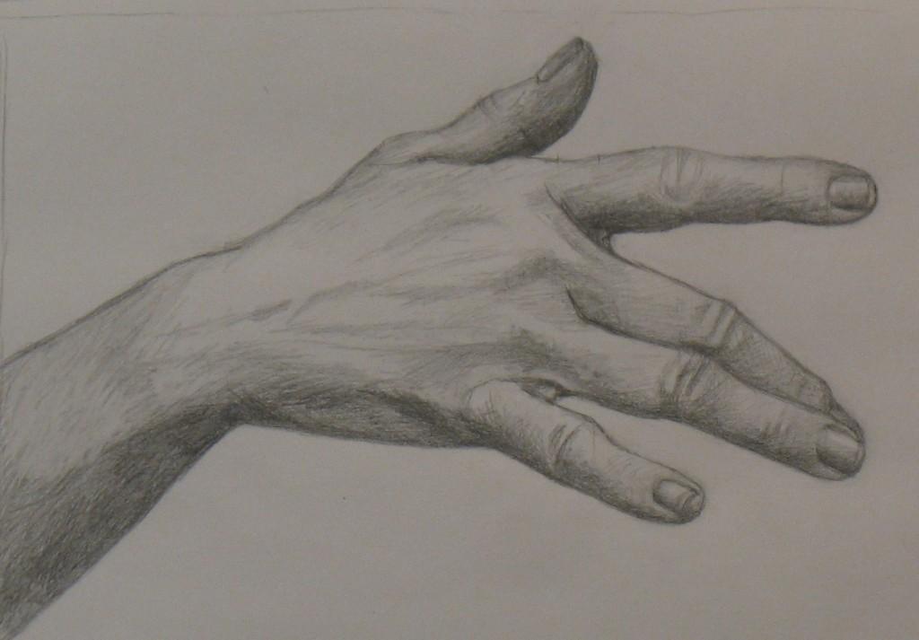 Drawn hand  demos / « Artist