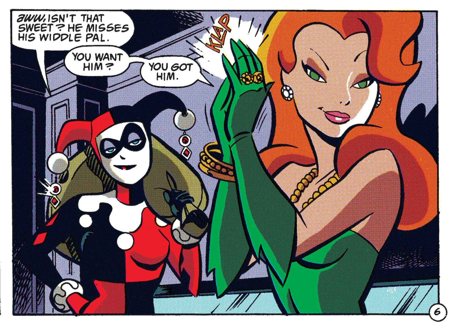 Drawn harley quinn 90's Years: Quinn in to of