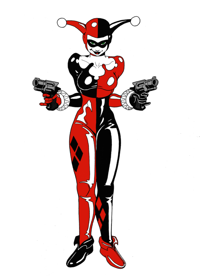 Drawn harley quinn original By on Quinn Original Harley