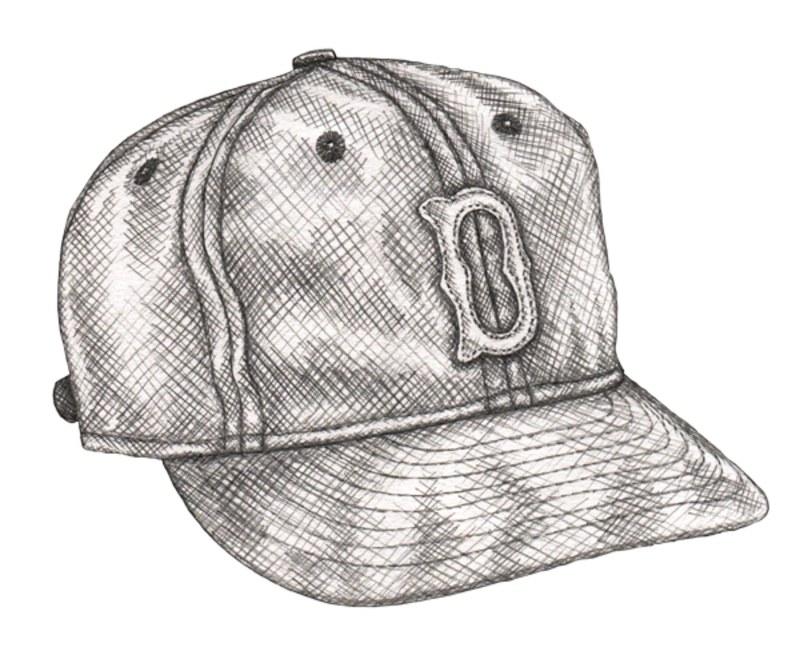 Drawn hat trucker Baseball Dropping Hat Dropping jpg