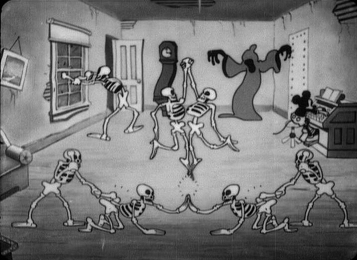 Drawn room haunted Haunted (1929) Internet The House