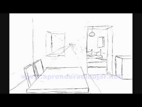 Drawn hosue inside Step How house the YouTube