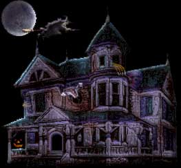 Drawn haunted house big house Houses Michigan  in Haunted
