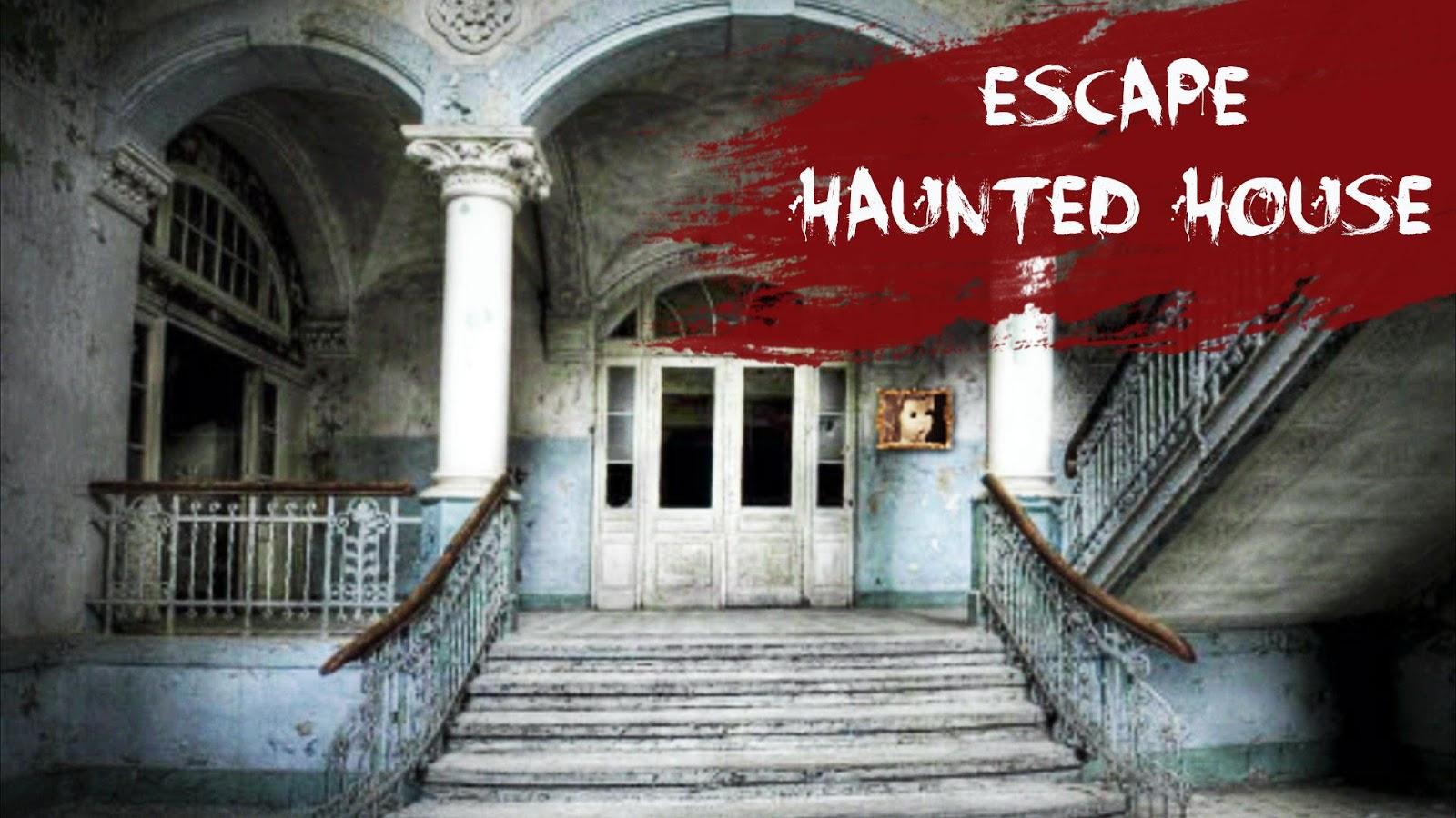 Drawn haunted house classic On Escape House Escape Google
