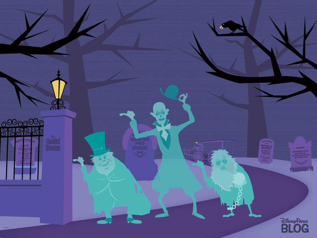 Drawn haunted house classic The 999 How Happy Haunted