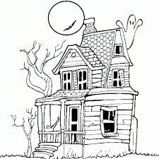 Drawn haunted house easy draw House Drawing haunted Pinterest Image