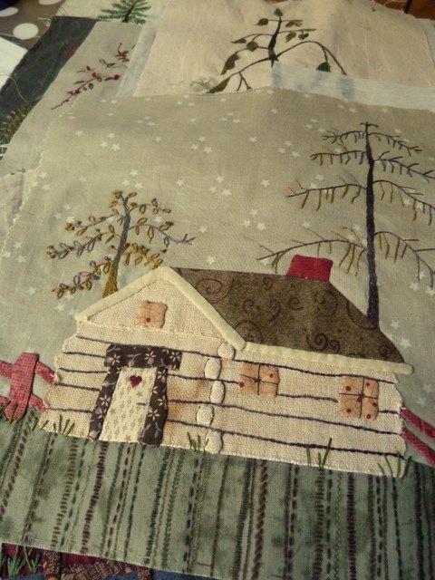 Drawn haunted house haus Schneider Pojagi Pin Log HousesHaunted