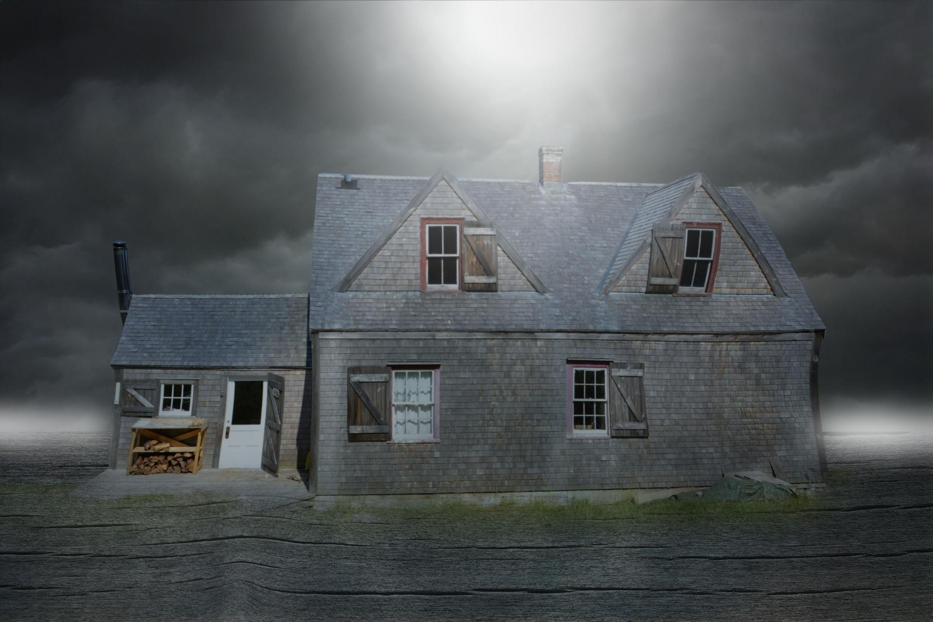 Drawn haunted house haus Public 1 Haunted Haunted House
