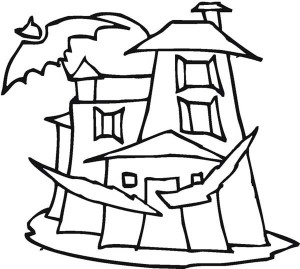 Drawn haunted house hounted To House Page How Haunted