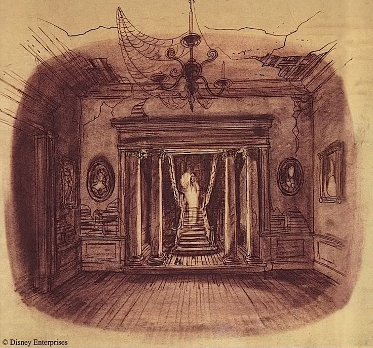 Drawn haunted house ken anderson Images Anderson's House idea Haunted