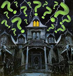 Drawn haunted house realistic : to VA? County Throwing