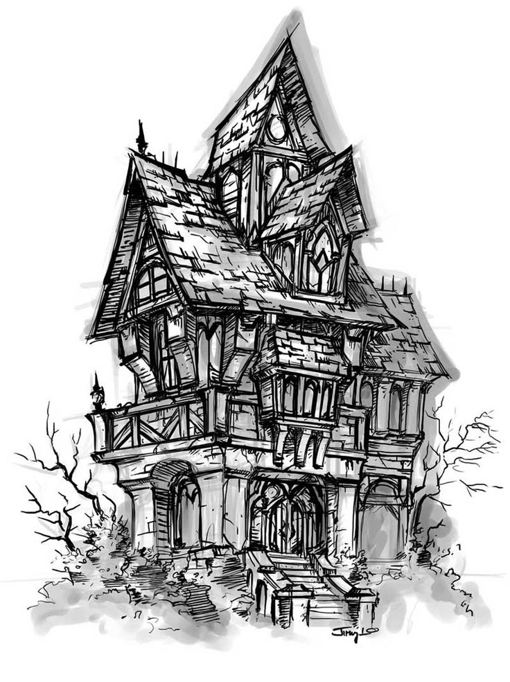 Drawn bulding  creative Pinterest Pin best more images