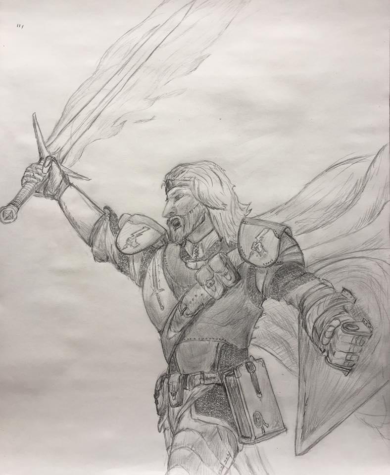 Drawn haven Has drawn Art[ART] Haven't in