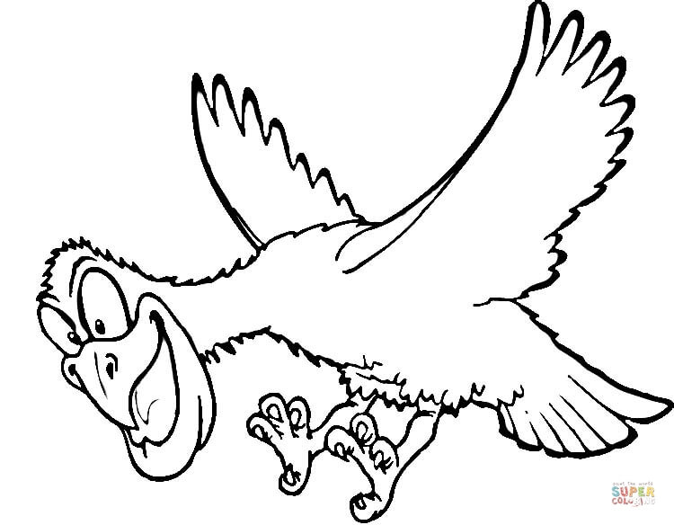 Drawn hawk baby #9