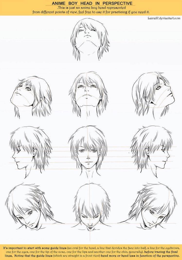 Drawn head anime draw On Head deviantART by *Lairam