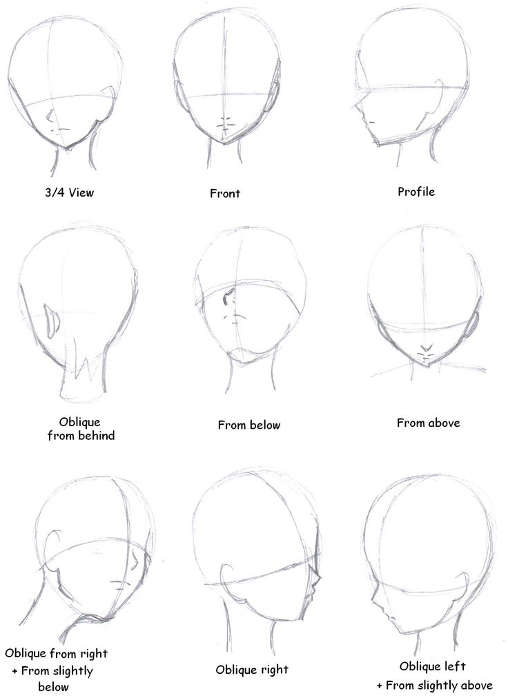 Drawn head anime draw Anime 412 images more and