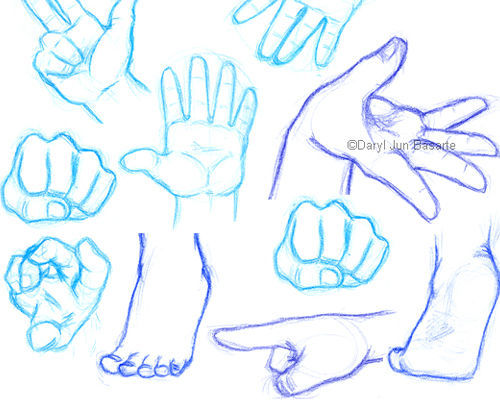 Drawn amd hand 50 Tutorials Techniques Drawing Clever