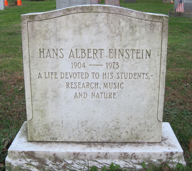 Drawn headstone albert einstein Is at to Grave size
