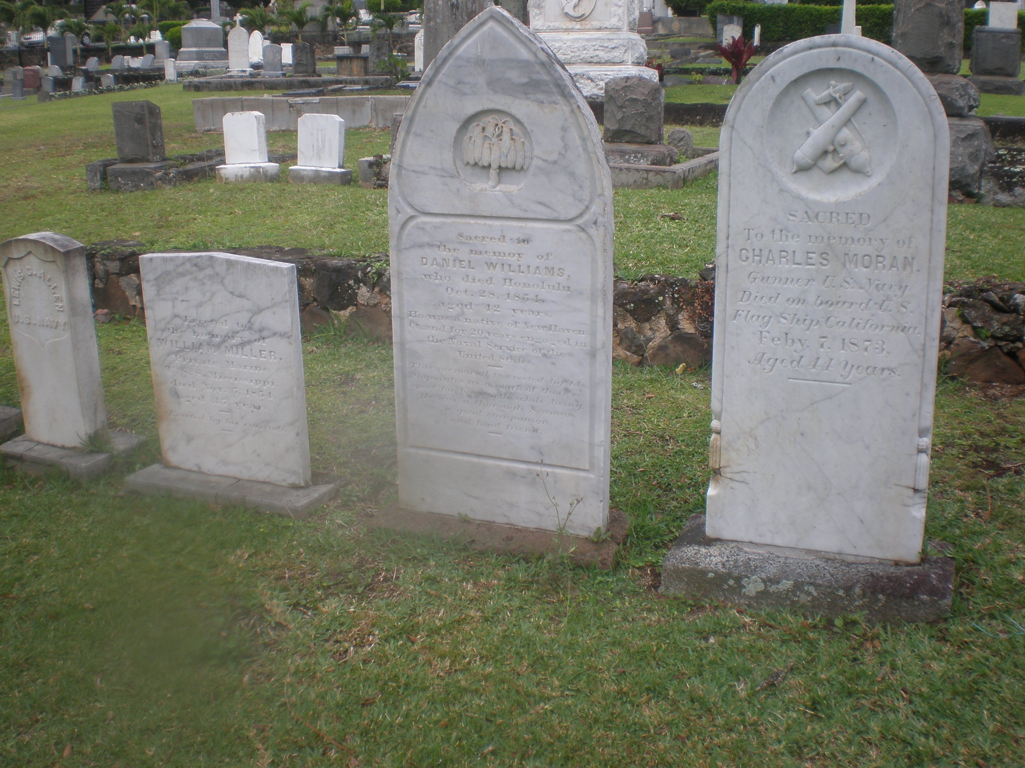 Drawn headstone death Memorials to footstones dead evolved