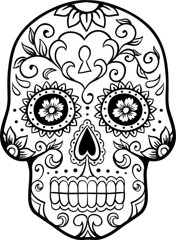Drawn headstone dia de los muertos Day the on this of