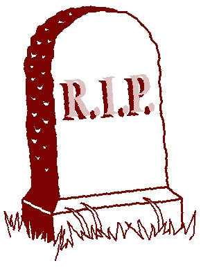 Dying clipart rip Of Famous Peacemakers &