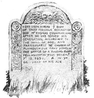 Drawn headstone grave Burial feast gravestones: of