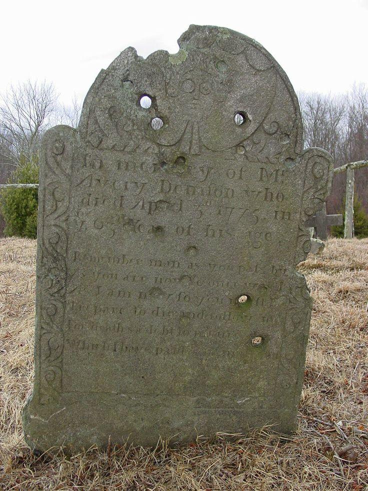 Drawn headstone here lies Inspiration in cemetery Memorium draw