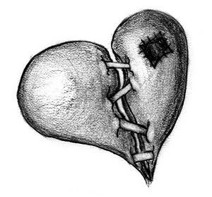 Drawn heart emo Emo draw to group how