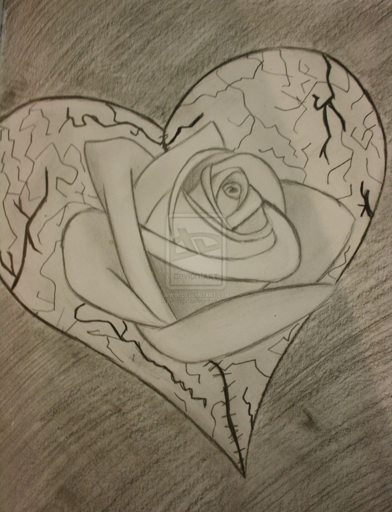 Drawn rose emo And of by rose macabre