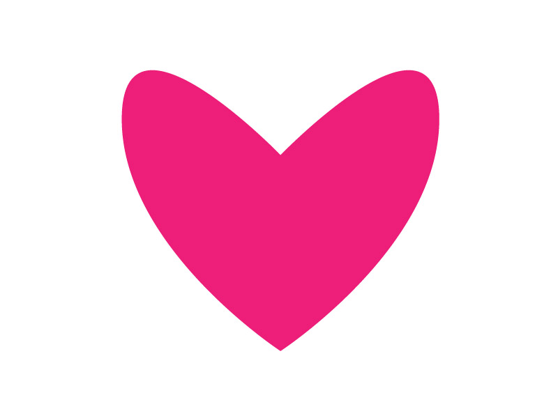 Drawn hearts pink Art How Clip Download Simple