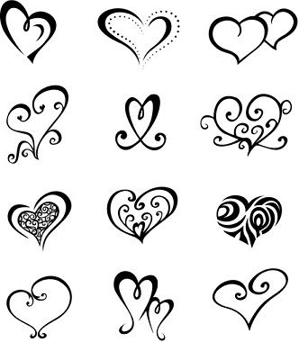 Drawn heart pretty heart Within THE THE Pinterest The