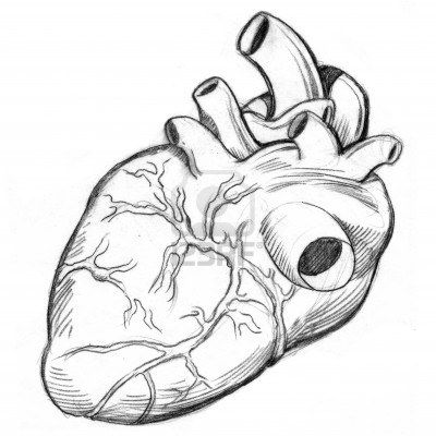 Drawn hearts draw Free Realistic 25+ ideas heart