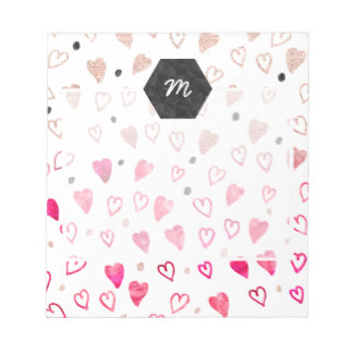 Drawn hearts glitter Pads hand glitter drawn Hearts