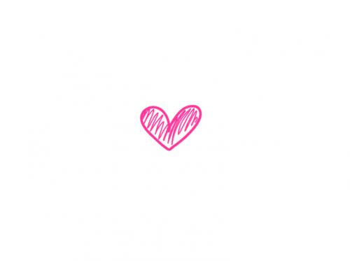 Drawn hearts png tumblr  We Sunshines on via